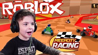 MEEPCITY RACING - ROBLOX