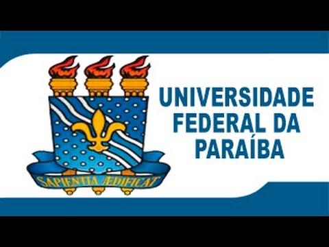 Análise Completo do Edital da UFPB 2015 - Edital publicado!