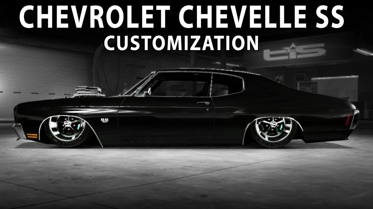 Midnight Club LA - 1970 Chevrolet Chevelle SS ...