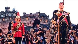 The Royal Edinburgh Military TATTOO 2018 CHALLENGE