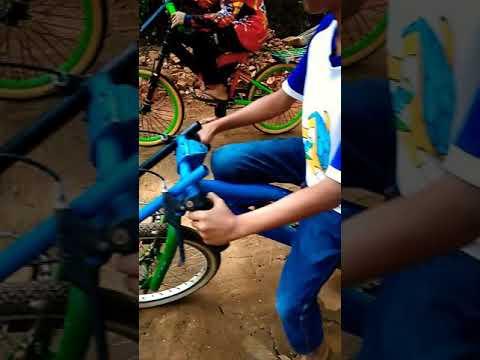 Sepeda Drag Ontel Indonesia By Swalow Gaming