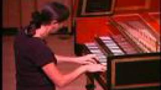 Harpsichord Performance: Comparone Plays Scarlatti
