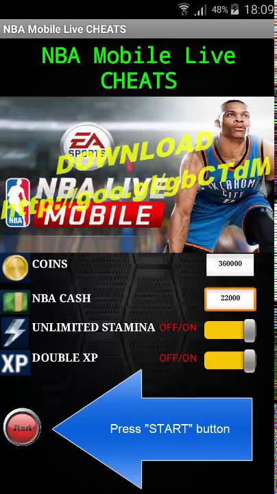 <b>NBA</b> Mobile <b>Live CHEATS</b> [ for android devices ] - YouTube