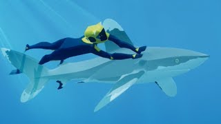 THIS GAME IS BEAUTIFUL!!! : ABZU | Ep1