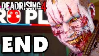 Dead Rising 4 - Gameplay Walkthrough Part 8 - ENDING! Eye on the Prize! (Xbox One)