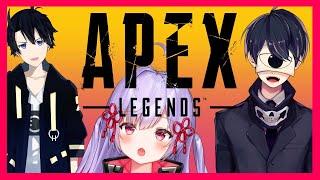 【APEX】リア狂メンバーでシーズン6やる