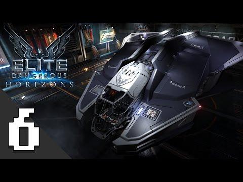 Road Trip! Buying a Vulture! - Elite: Dangerous Horizons - Episode 6