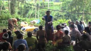 A Funeral in Bali