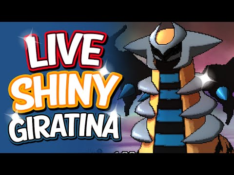 how to get a shiny giratina in pokemon omega ruby