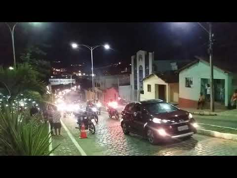 Parte da Procissão dos motoristas 2020 Taquaritinga do Norte PE