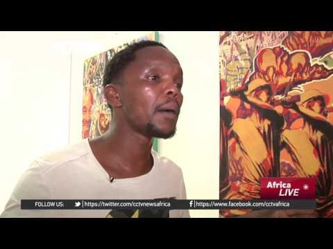 South African artists evoke local and global influences in pieces