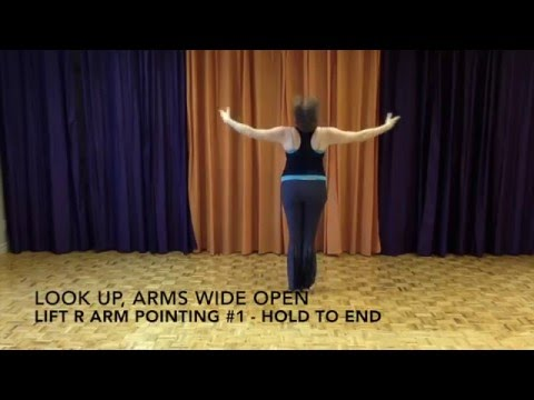 Break the Chain - dance choreo - One Billion Rising