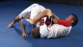rolling kimura from knee on belly