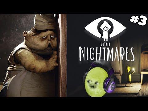 Gaming Grape Plays - LITTLE NIGHTMARES #3: (Knock Knock)