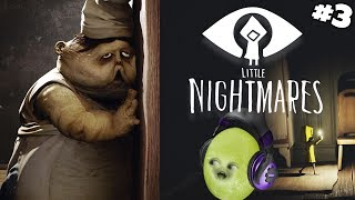Gaming Grape Plays - LITTLE NIGHTMARES #3: (Knock Knock)