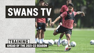 Training | Ahead of the 2021-22 Season