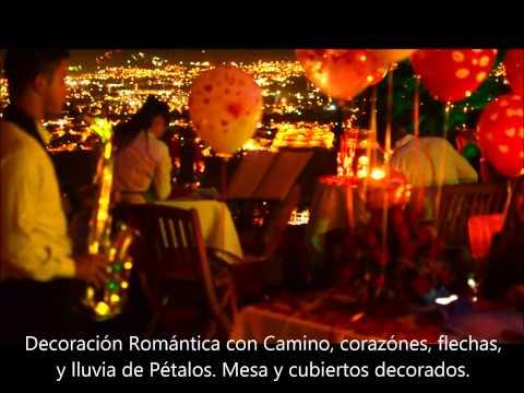 Cena romántica Picnic