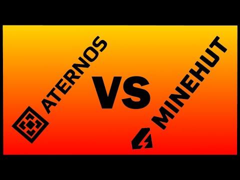 Which Is The Best Free Minecraft Server Host? (Aternos VS Minehut)