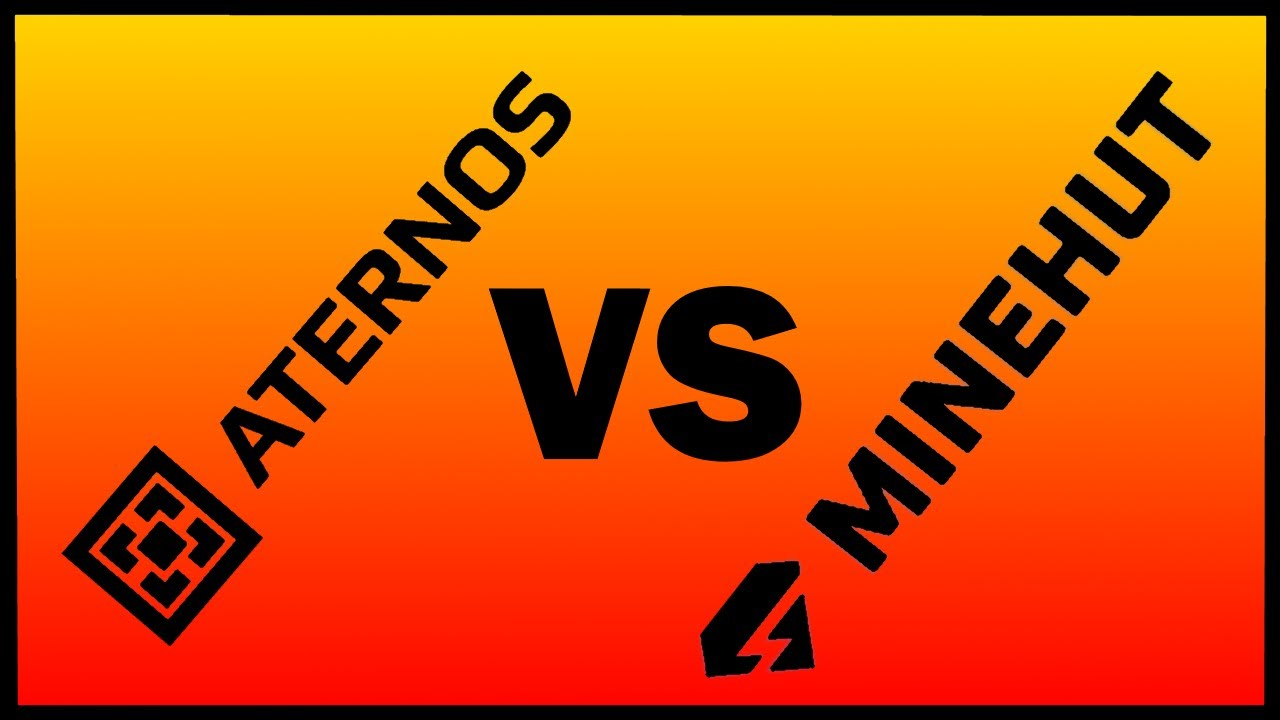 Which Is The Best Free Minecraft Server Host? (Aternos VS ...
