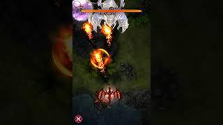Dragon Sky Idle & Merge   7 star Ragereet Solo vs 25 Neutral Boss