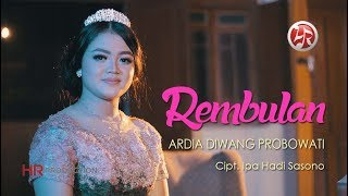 Download lagu Ardia Diwang Probowati - Rembulan [OFFICIAL]