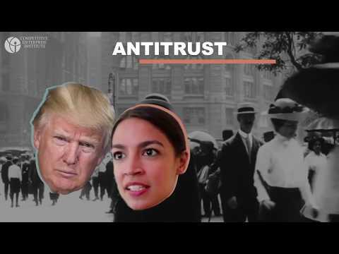 Antitrust, Explained