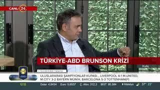 Türkiye-ABD Brunson krizi