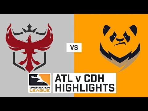 HIGHLIGHTS Atlanta Reign vs. Chengdu Hunters | Stage 1 | Week 5 | Day 1 | Overwatch League thumbnail