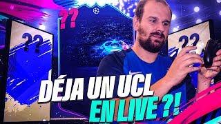FIFA 19 -JE PACK MON 1ER UCL ET 2 ENORMES REGULAR !