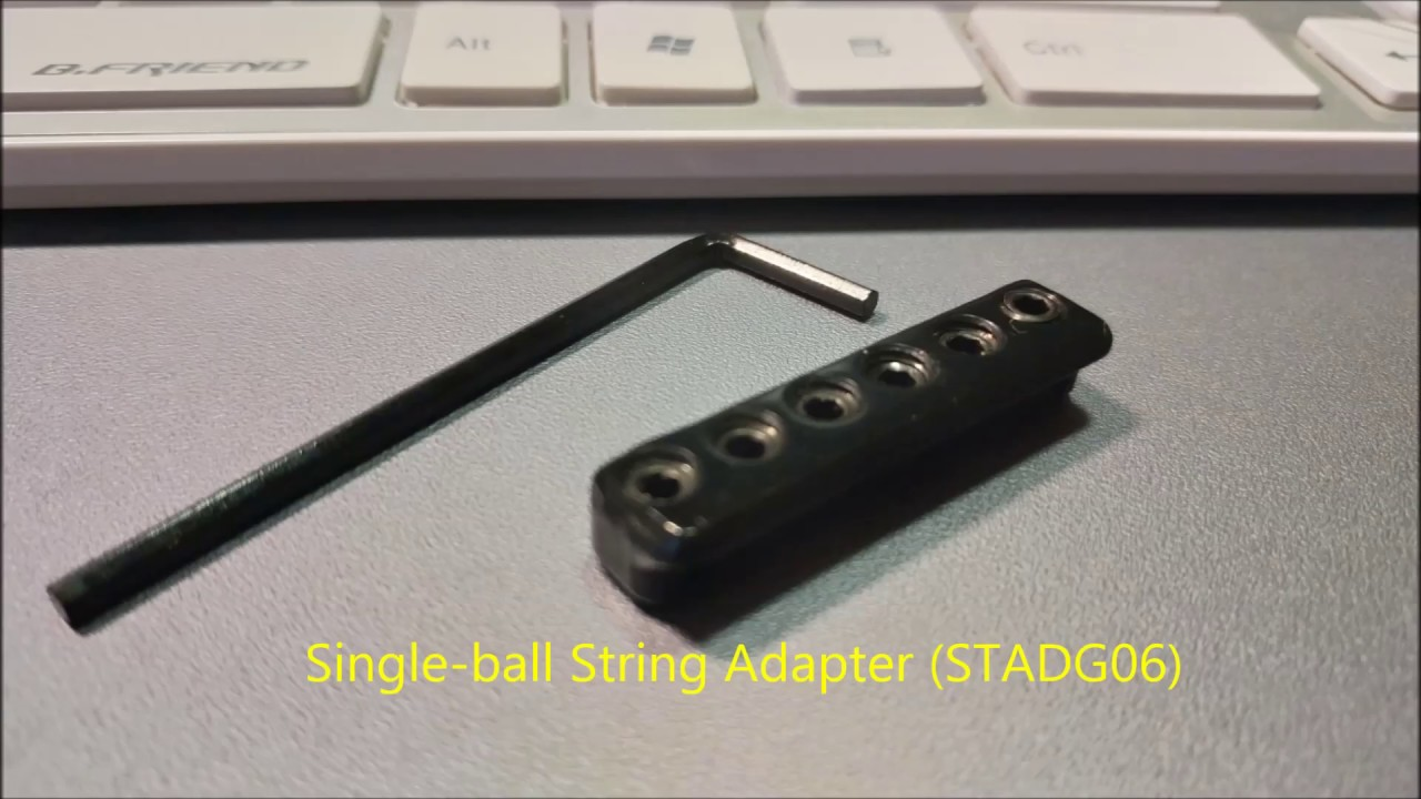 Steinberger single ball adapter