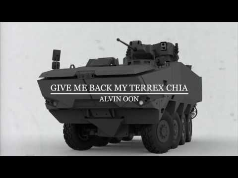 Give Me Back My Terrex Chia - ALVIN OON