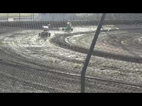 Lemoore Raceway 4/21/18 Jr Sprint Qualifying- Ty