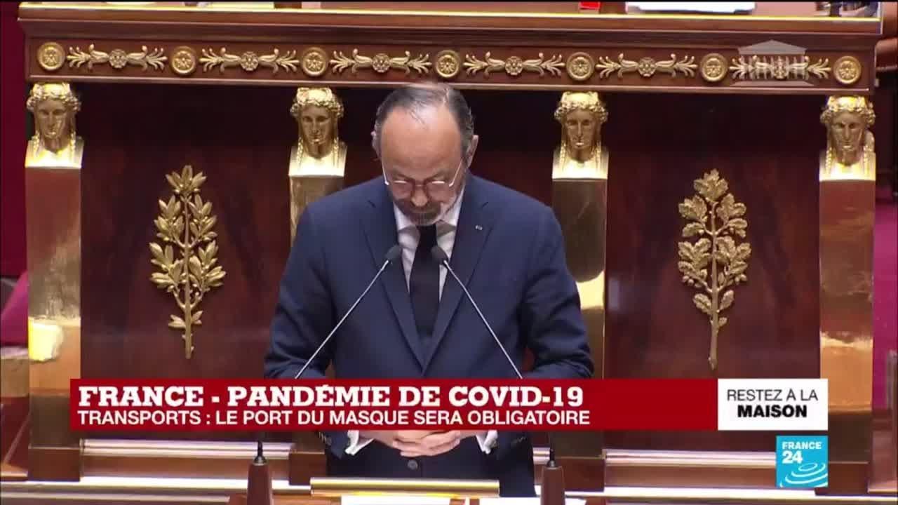 Coronavirus - Philippe à l'Assemblée : Libertés et interdits, ce qui sera possible après le 11