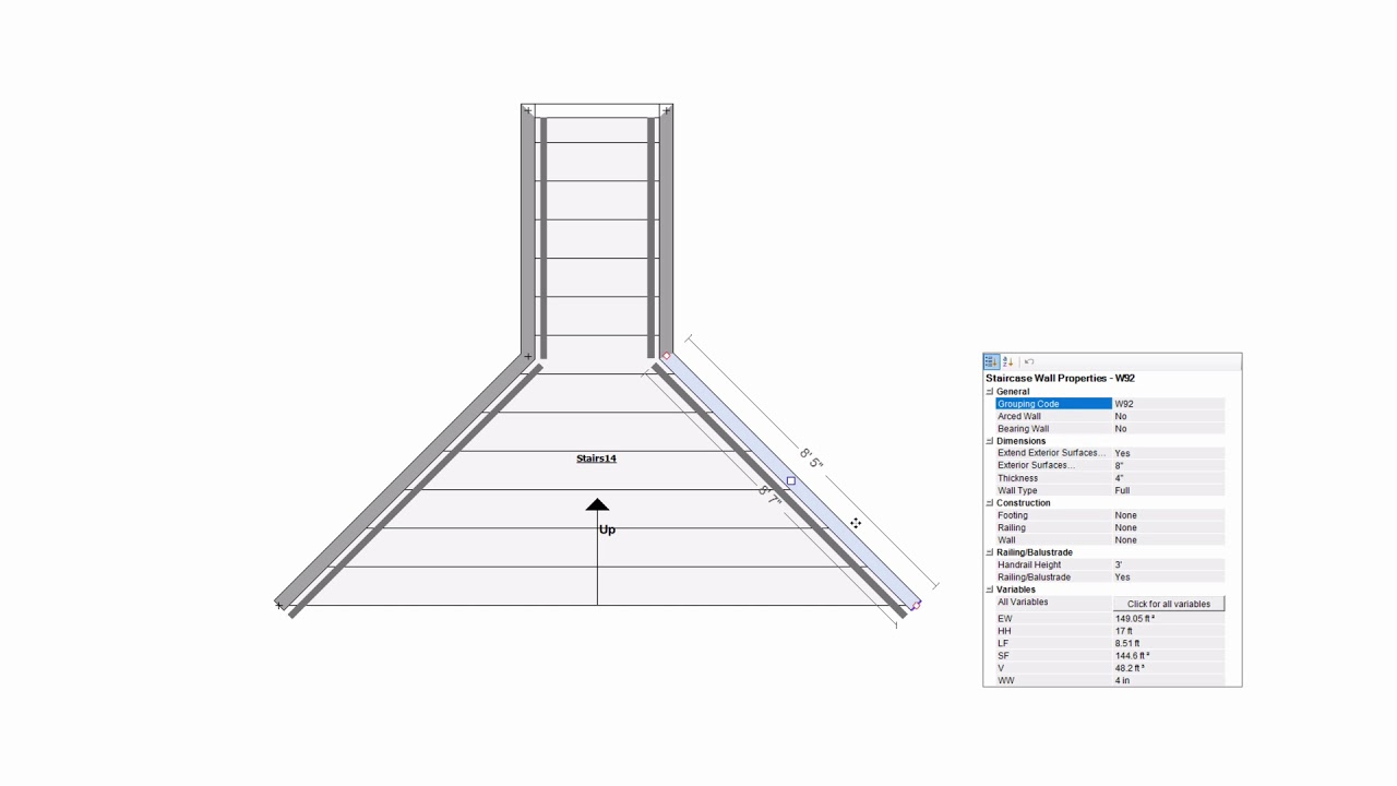 Xactimate Xpert Tips: Making Flared Stairs