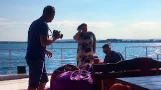 Рибалка і оренда Яхти в Анапі 2018