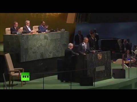 President Obama addresses 70th session of the UNGA 2015 (FULL SPEECH)
