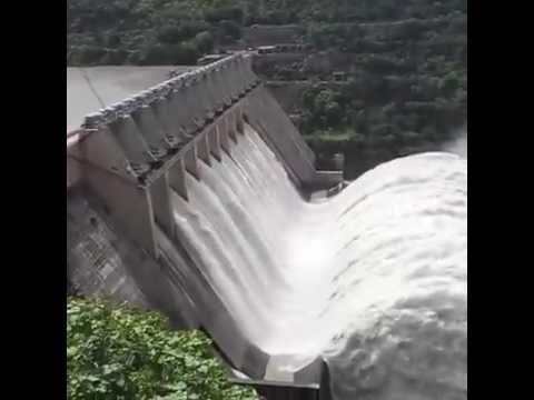 World biggest dam in China 2016...