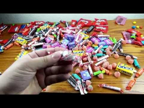 new !!! a lot of candy