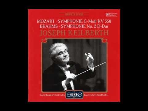 Joseph Keilberth Mozart & Brahms (December 8, 1966) BRSO