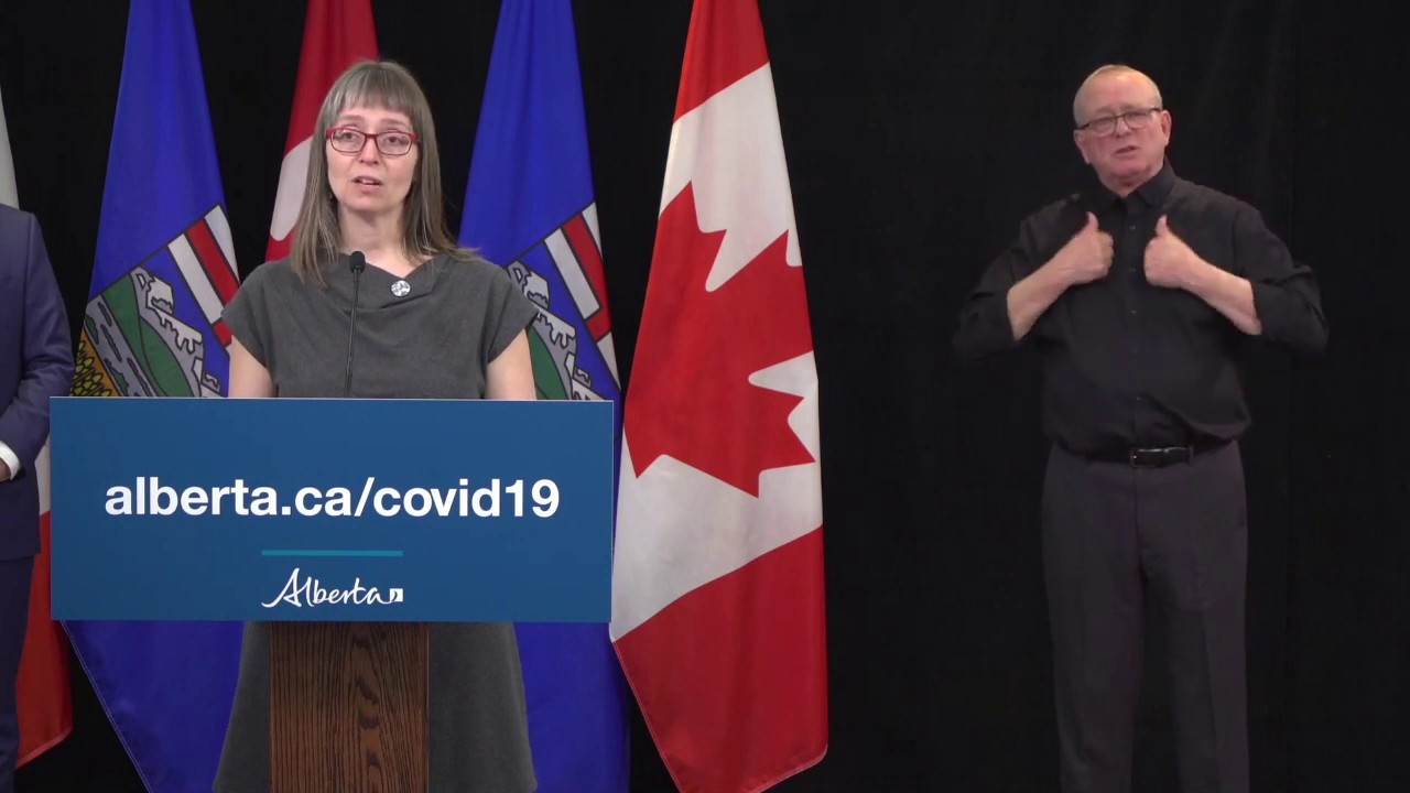 April 6, 2020 provincial COVID-19 update (video)