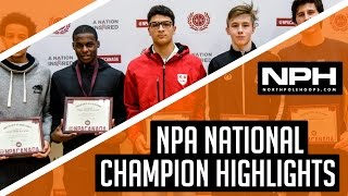 Top Highlights from NPA National Championships!