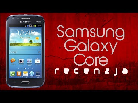 [Mobileo #52] Recenzja Samsung Galaxy Core | TEST PL