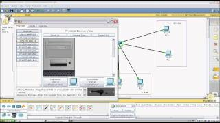 Virtual Local Area Network In Packet Tracer   Part : 1