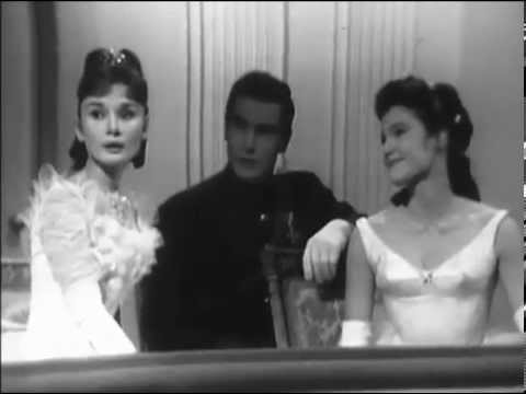 MAYERLING (1957) AUDREY HEPBURN MOVIE TRAILER