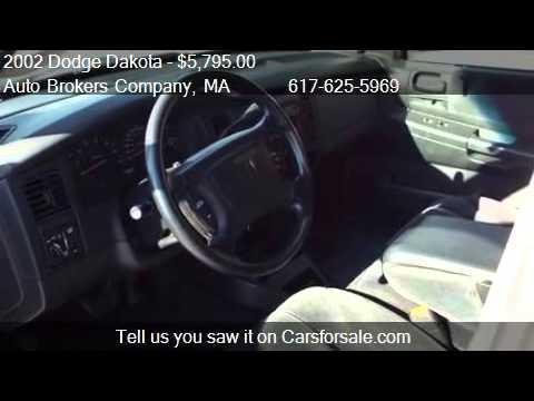 2002 Dodge Dakota Sport Quad Cab 4wd For In Somerville
