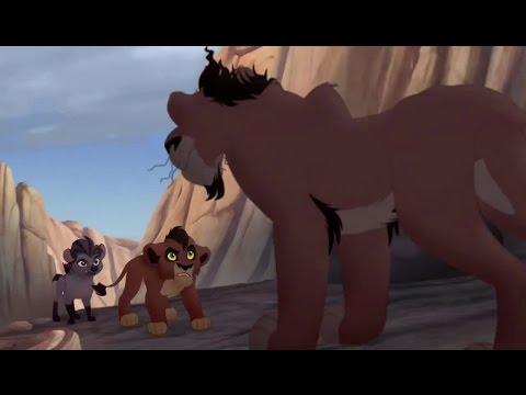lions over all zira and kovu