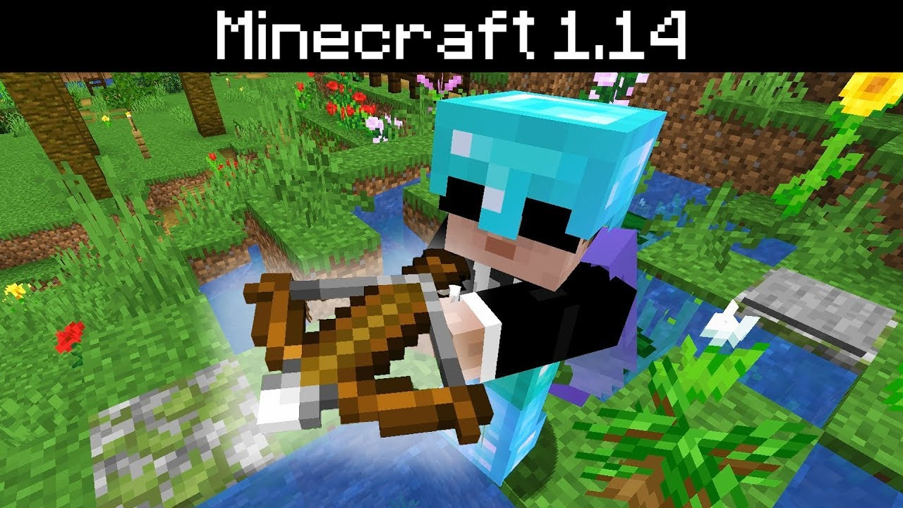 Minecraft 1 14 - Crossbows | Everything You Need To Know