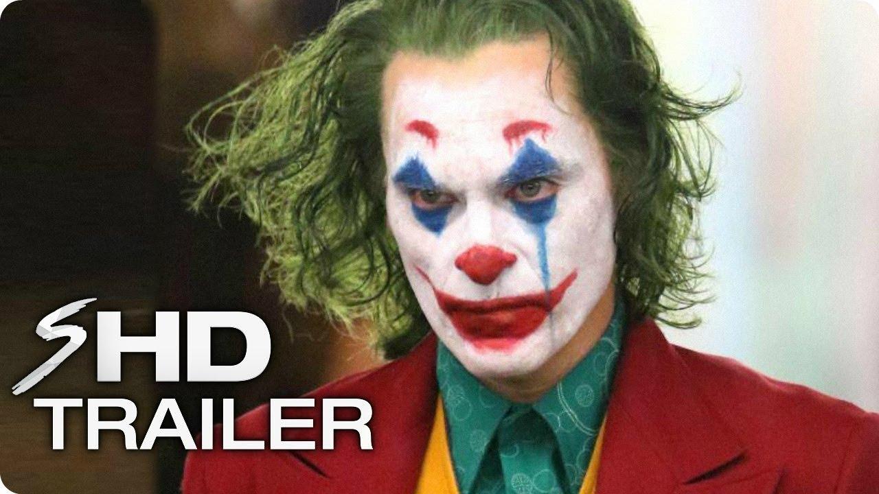 'Joker' Trailer Offers First Look at Joaquin Phoenix's Villain