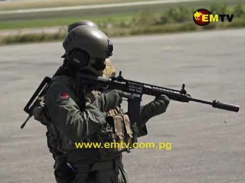 APEC Preparations: Counter Terrorism Attack Drills