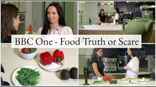 BBC One - Food for Healthy Hair | Food Truth or Scare UK Dietitian